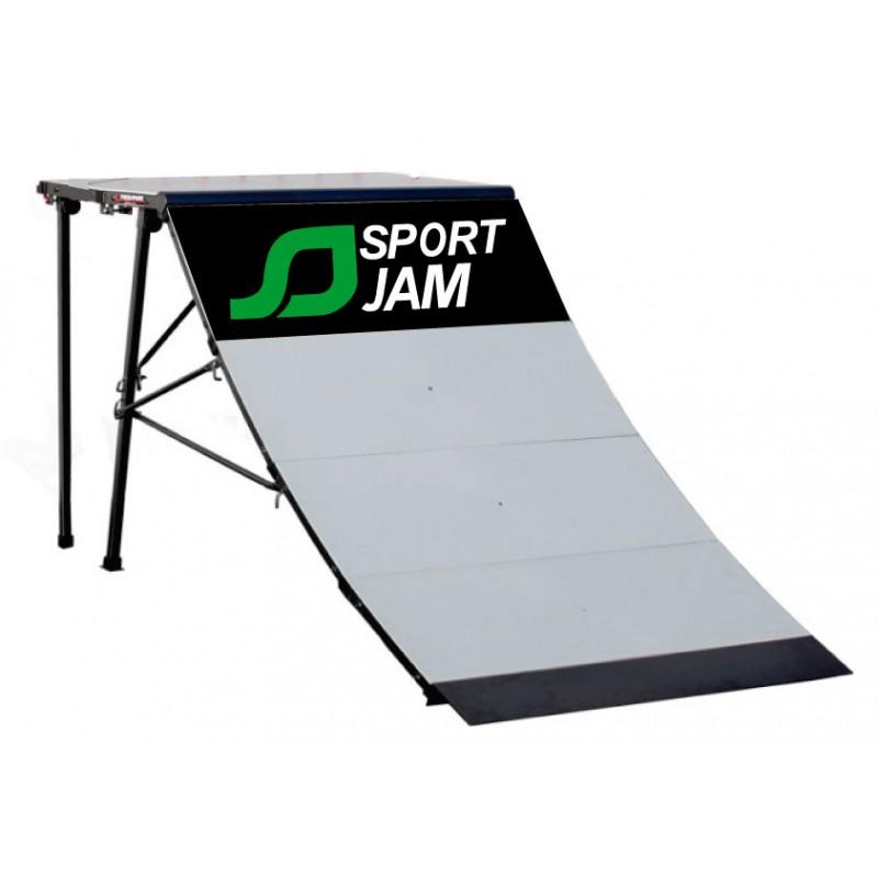rampe skate portable sportjam. Black Bedroom Furniture Sets. Home Design Ideas