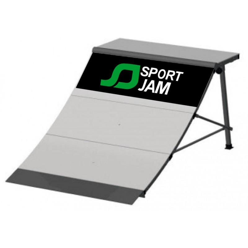 rampe de skate portable sportjam. Black Bedroom Furniture Sets. Home Design Ideas