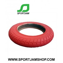 TIRE 10 RED