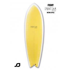 FISHY SPORTJAM SURFBOARDS