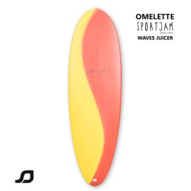 OMELETTE - WAVES JUICER