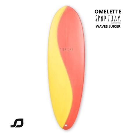 OMELETTE - WAVES JUICER