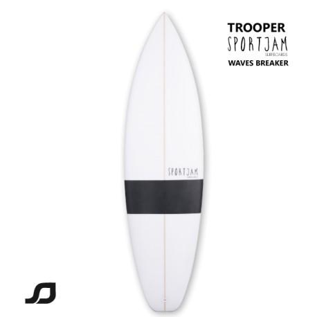 TROOPER - WAVES BREAKER