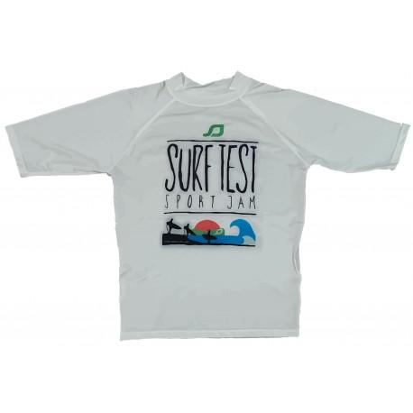 Licra Surf Test