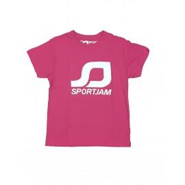 Camiseta kids fucsia